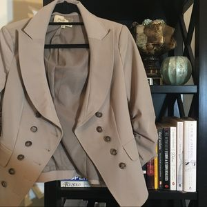 Elizabeth & James Military Blazer 6 /  S